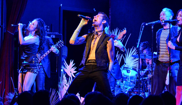 Perry Farrell's Kind Heaven Orchestra with Kristeen Young at City Winery NYC