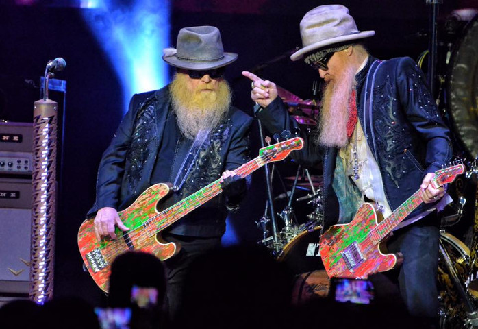 ZZ Top and Cheap Trick with special guest Marquise Knox at the Northwell Health at Jones Beach Theat