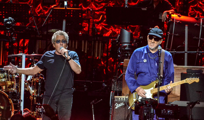 The Who, With Special Guest Reignwolf at Northwell Health at Jones Beach Theater