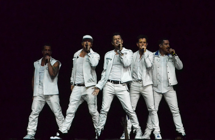 New Kids on the Block Rock NYCB Live Like It is 1989 With the Mixtape Tour