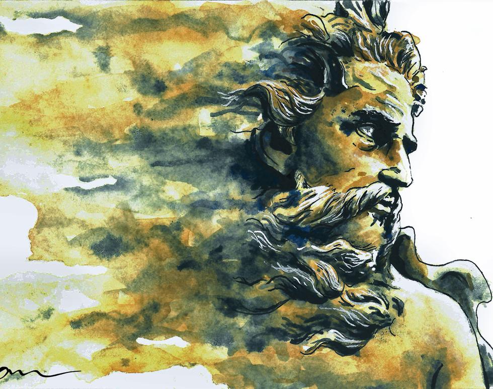 'Neptune' Desktop Wallpaper