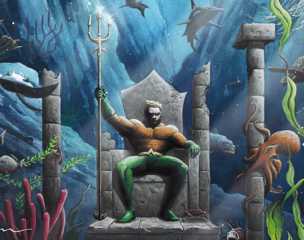 'The Kingdom' Desktop Wallpaper