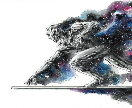 Silver Surfer 'Galaxy' Original