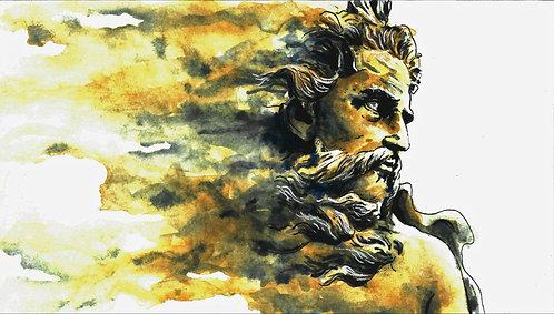 Neptune, God of the Sea