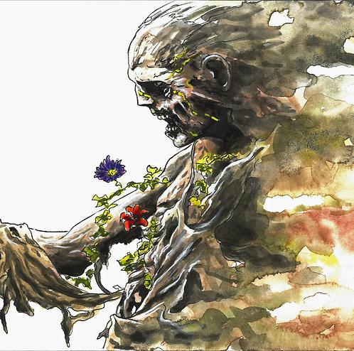 Floral Zombie Original