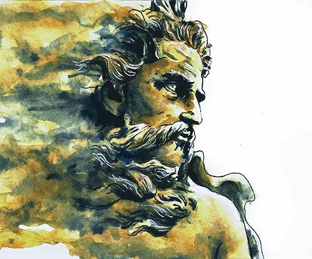 Neptune, God if the Sea