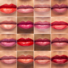 Lip Stick Shades