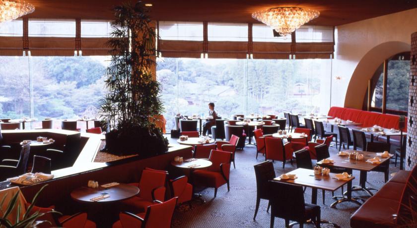 hotel new otani restoran