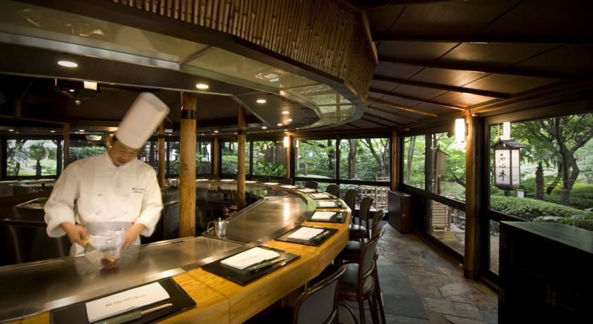 hotel new otani restourant