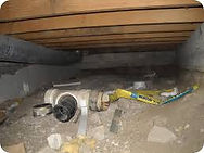 Mold Remediation Crawlspace Encapsulation: Cashiers NC, Highlands NC, Lake Toxaway NC, Sapphire NC (Mold Removal)