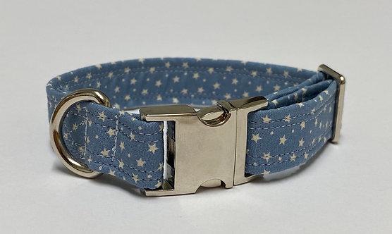 Blue Star Dog Collar