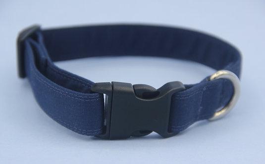 Dark Blue Dog Collar