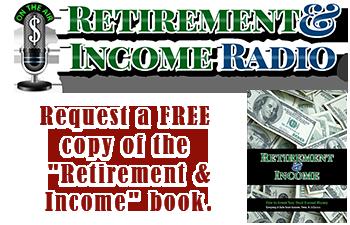 retirement and income radio