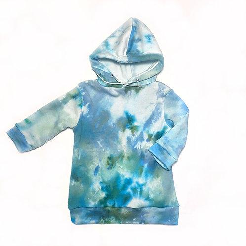 Blue Ice Dye