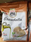 Bruschetta with garlic from Italy.jpg