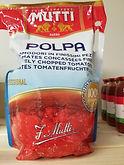Mutti pomodoro Polpa from Italy   5kilo.