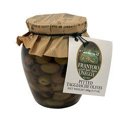 Taggiasche Olive in Oil 9.17 gr. Frantoi