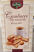 Cantucci alle Mandorle (Almond Biscotti)