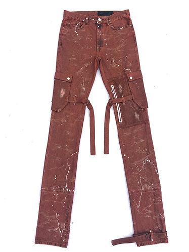 Copper Bondage Pants