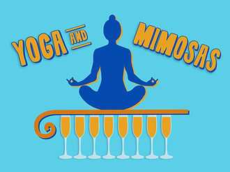 Yoga and Mimosas event icon