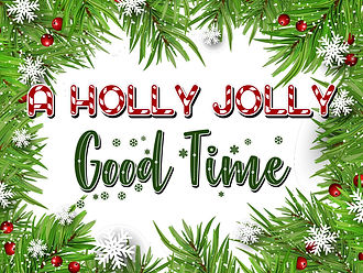 holly jolly good time event icon