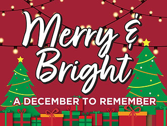 merry & bright events icon