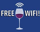 free wifi at Crossing Vineyards