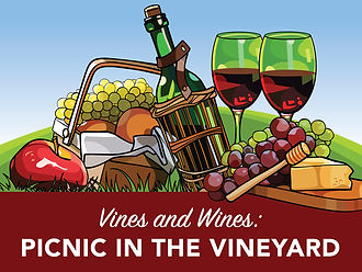 Picnic in the Vineyard event icon