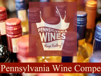Peach Wine Wins Best in Show in 2018 Pennsylvania Wine Competition