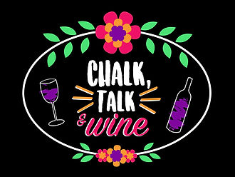 Chalk, Talk and Wine event icon