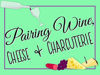 Pairing Wine, Cheese and Charcuteries event icon