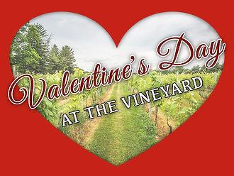 Valentine at Vineyard event icon