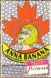 Anna Banana Mail Art
