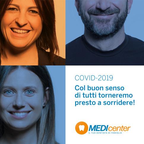 CORONAVIRUS COVID-2019, LE NOSTRE MISURE DI SICUREZZA