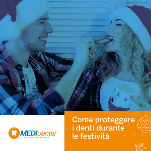 Come proteggere i denti durante le festività
