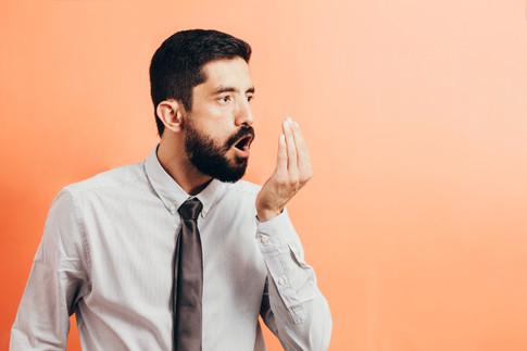 L'alitosi: come evitarla?