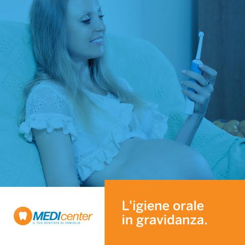 L'igiene orale in gravidanza