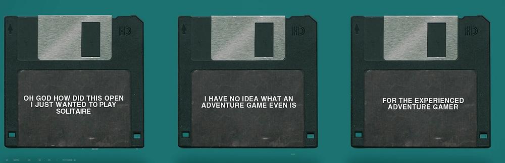 Floppy Disk Menu