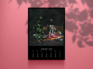 Calendar 2021 january