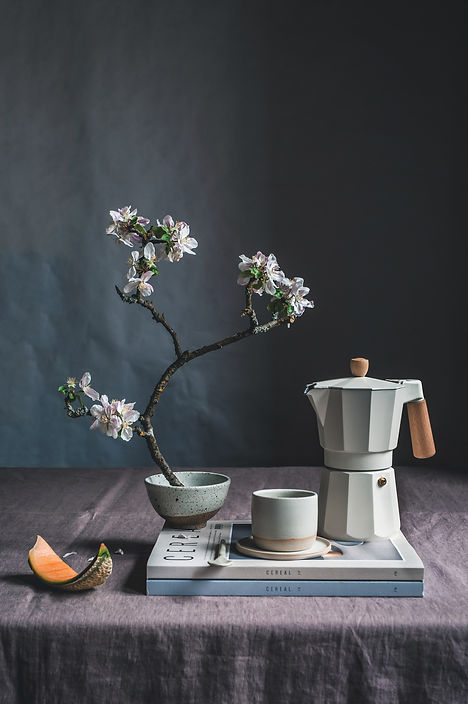 moka and ikebana