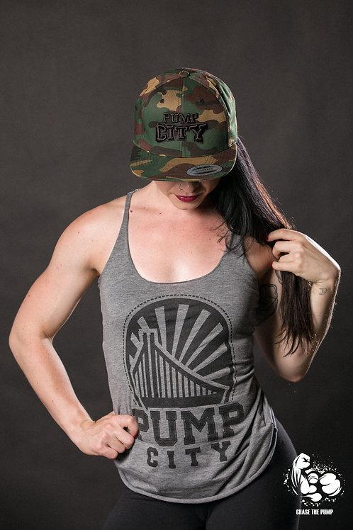 Woman's Pump City Tank