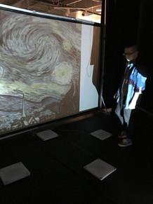 Final Project: Interactive Audiovisual Interface