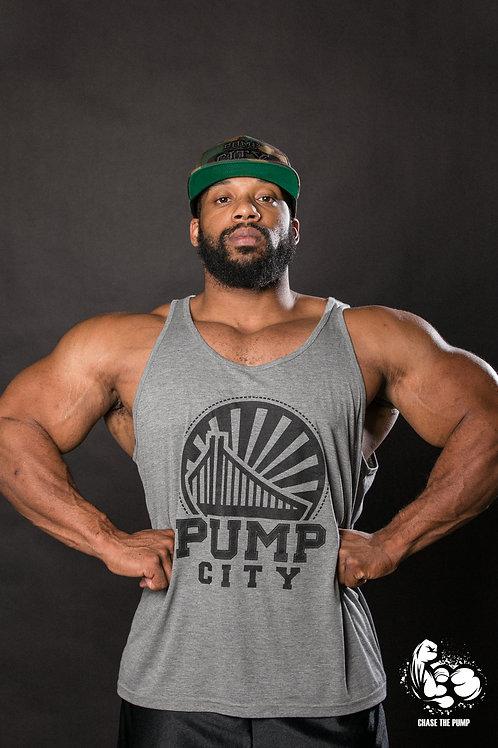 Men's Pump City Tank
