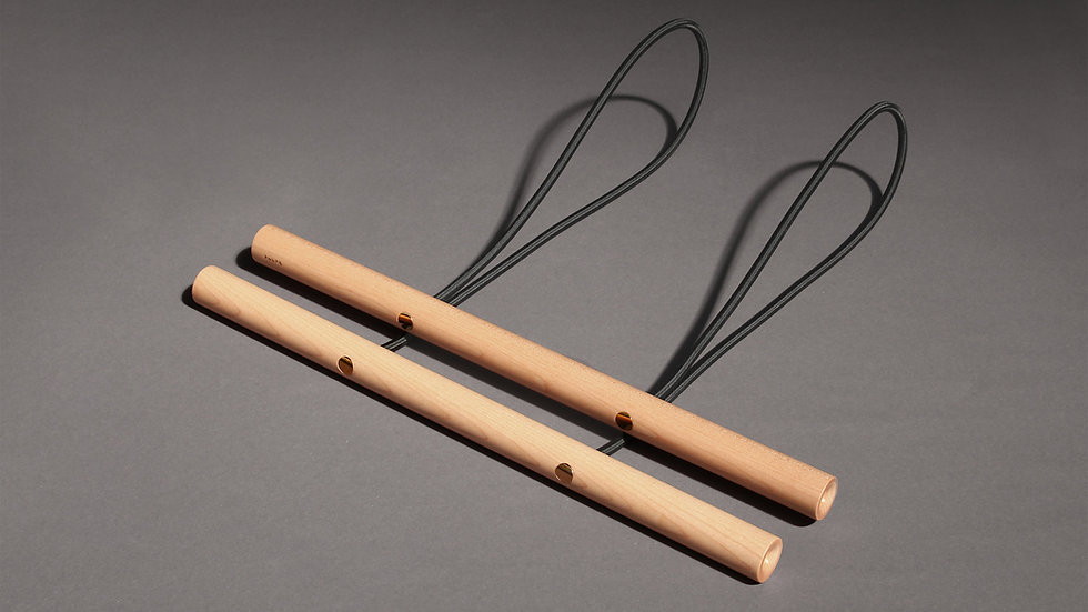 Expander made of maple wood by kenko sports equipment