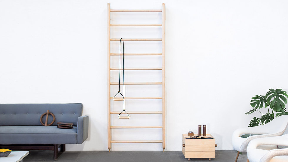 Wall Bar in maple from kenko sports equipment