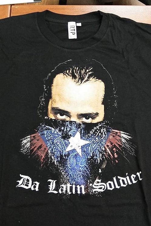 Da Latin Soldier T-Shirt