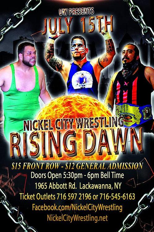 Rising Dawn DVD
