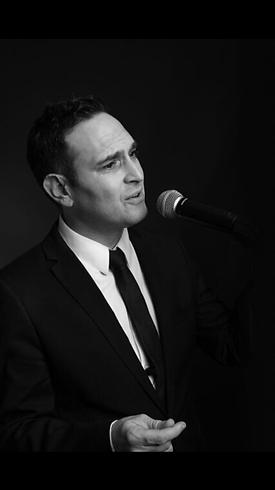 Adam Okin vocalist in Cirencester