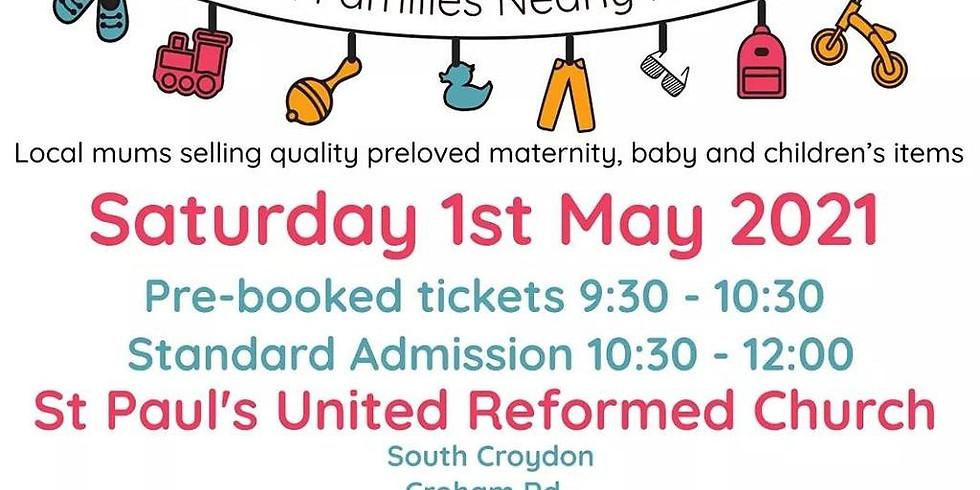 Croydon Families Nearly New Sale