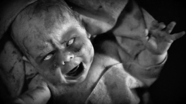 Bebé terrorífico
